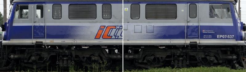 wózek 4E i 303E